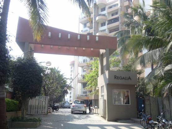 Shree Regalia Homes Elevation