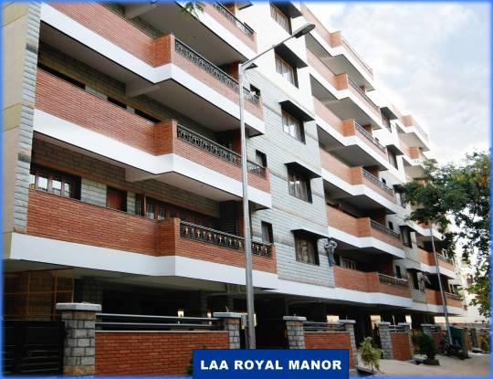 Laa Laa Royal Manor Elevation