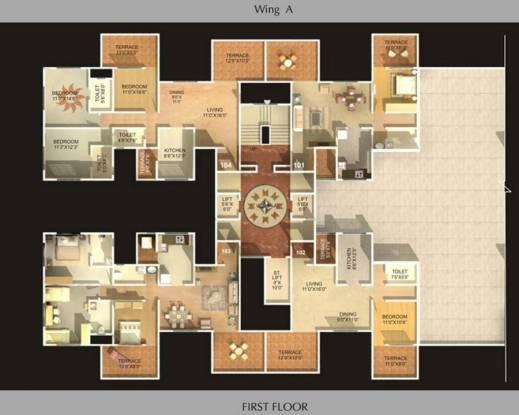 Sonigara Kesar Cluster Plan