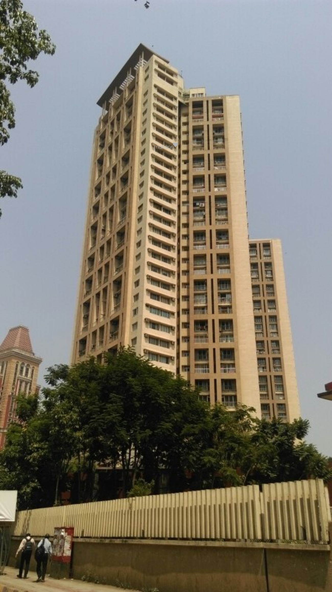 1915 sq ft 3BHK 3BHK+4T (1,915 sq ft) + Servant Room Property By Black and White Aventura In Ashok Towers, Parel