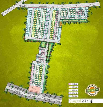 Peninsula Parkville Layout Plan