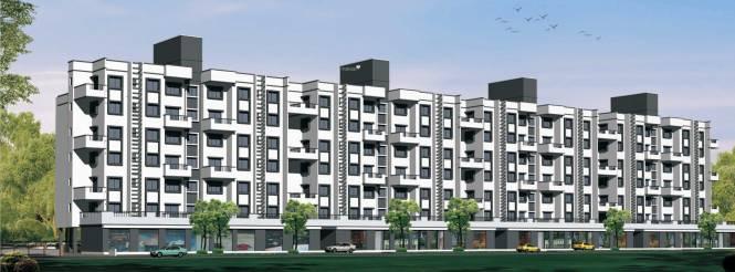 Subhash Vardhaman Nagar Elevation