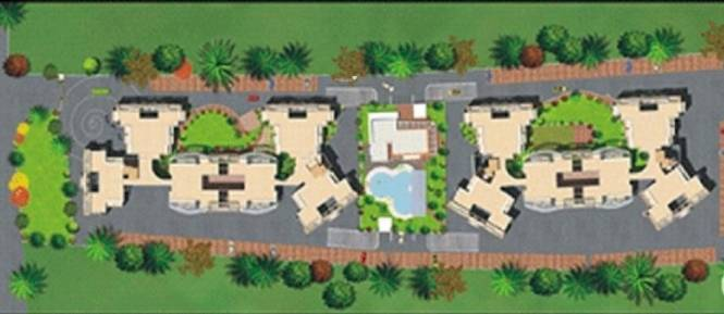 5 Star Royal Imperio Site Plan