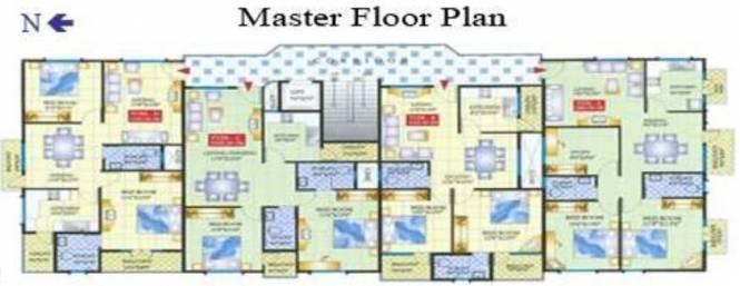 Bharat Nivas Cluster Plan