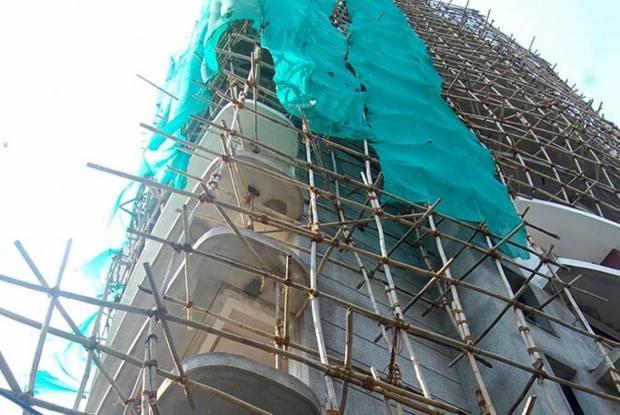 Darvesh Belleza Construction Status