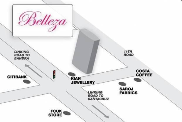 Darvesh Belleza Location Plan