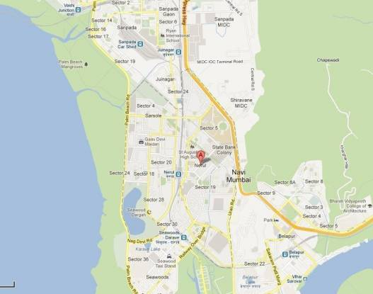Triace Palm Beach City Location Plan