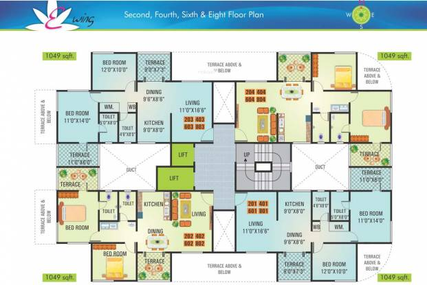 Vishwa Dew Dale Cluster Plan
