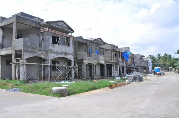 Peninsula Palmville Construction Status