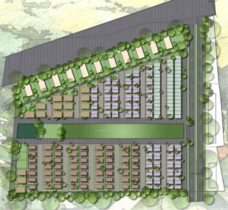 Samskruti Maurya Layout Plan