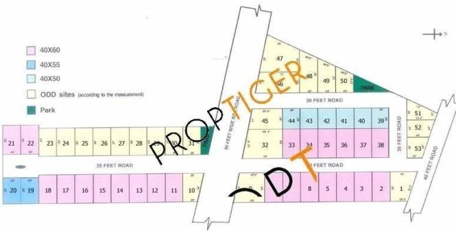 Royal Royal Habitat Master Plan