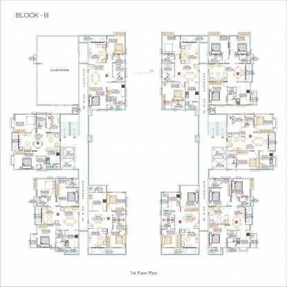Ksr Cordelia Cluster Plan