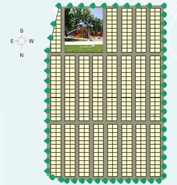 Abhivrudhi Abhivrudhi Green Homes Layout Plan