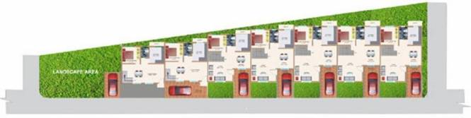 Aswani Springdale Layout Plan