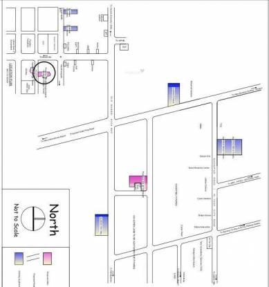 Jayabheri Orange County Location Plan