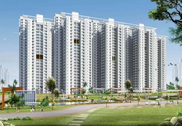 Ansal Sushant Serene Residency Elevation