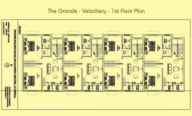 Priyadarshini The Grande Cluster Plan