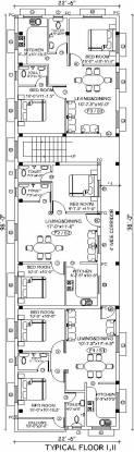Rajni Kannan Gardens Cluster Plan