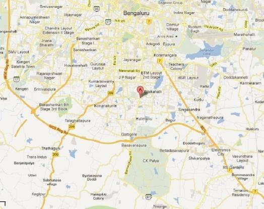 HSV HSV Elite Location Plan