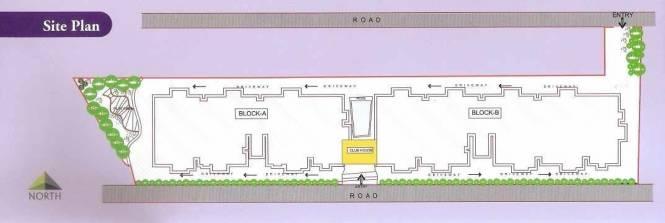 Prithvi Thirumala Blossoms Site Plan