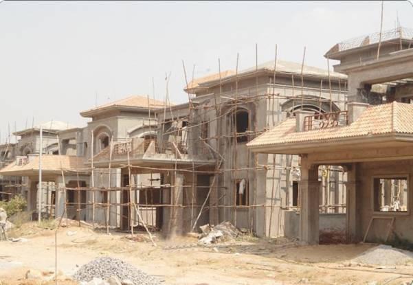 Radha Dews Ville Construction Status