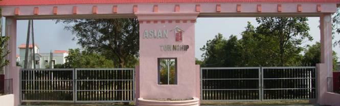Vensha Asian Township Elevation