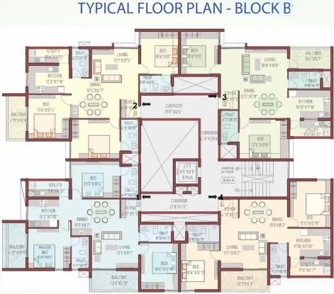 Mythreyi Naimisha Cluster Plan