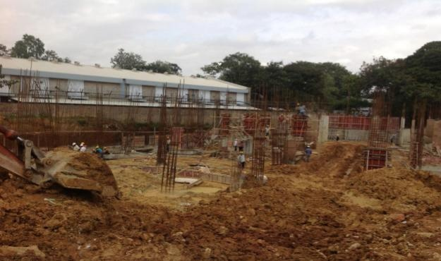 Mythreyi Naimisha Construction Status