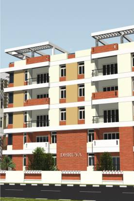 Sandeep Dhruva Apartment Elevation