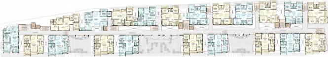 SMR Vinay Symphony Cluster Plan