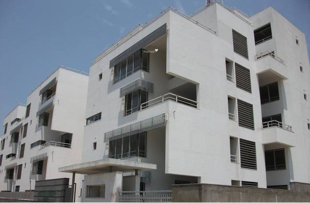 Jayabheri Whistling Court Construction Status