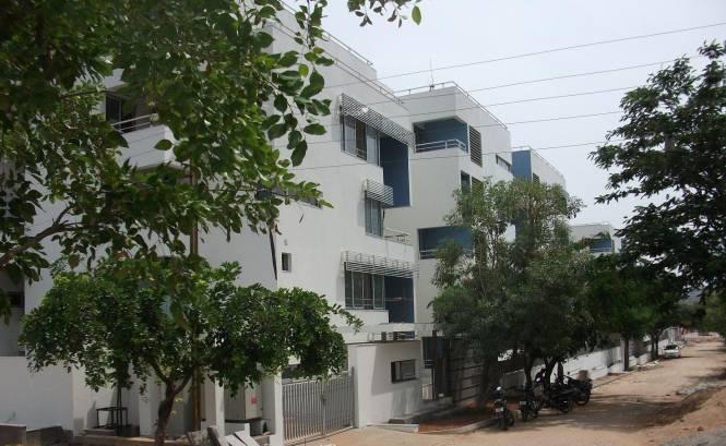 Jayabheri Whistling Court Elevation