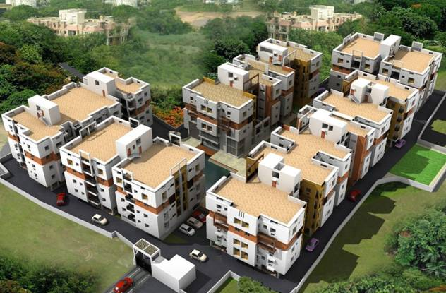Ganguly 4 Sight Model Town Elevation