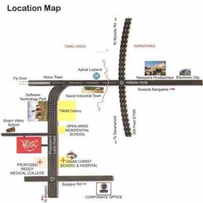 ESCON Escon Info Valley Location Plan