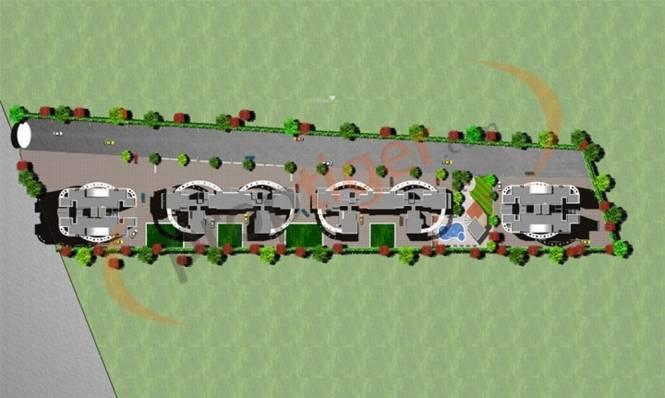 Mehetre Laxmi Angan Site Plan