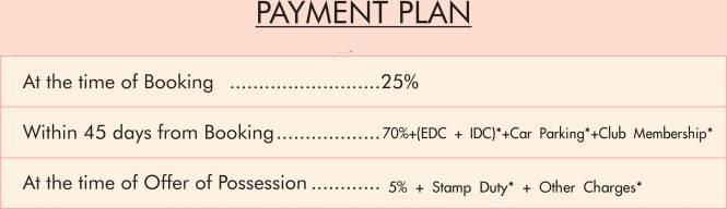 Tulip Ace Payment Plan
