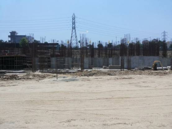 Parkwood Meadow Greens Construction Status