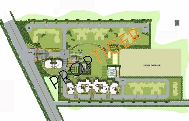 Parkwood Meadow Greens Master Plan