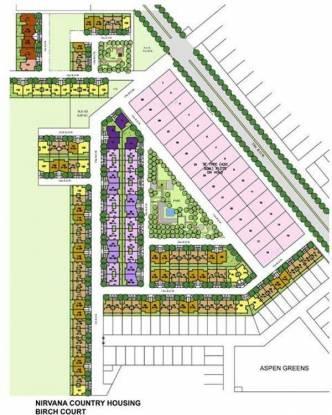 Unitech Birch Court Site Plan