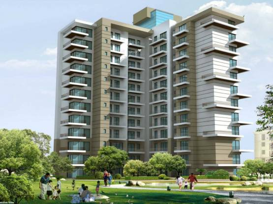 Ansal Heights Elevation