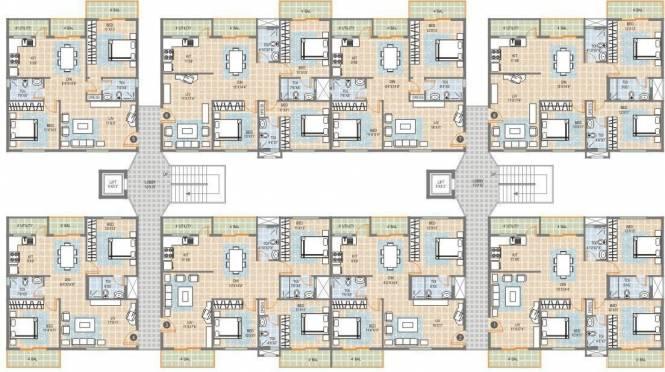 Sumadhura Sawan MTB Cluster Plan
