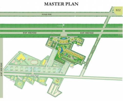 Sare Royal Greens Master Plan
