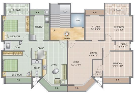 Monarch Sapphire Cluster Plan