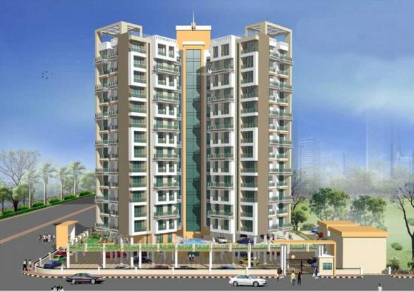 MK Morya Heights Elevation