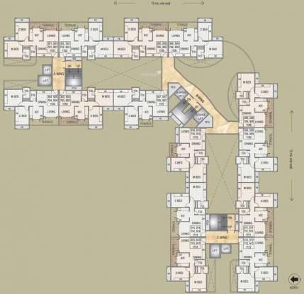 Arihant Krupa Cluster Plan