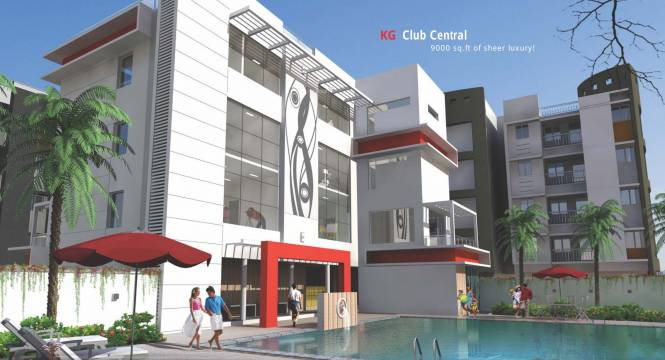 KG Centre Point Amenities