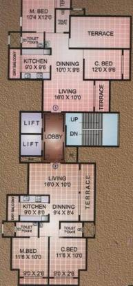 Maatoshree Moreshwar Angan Cluster Plan