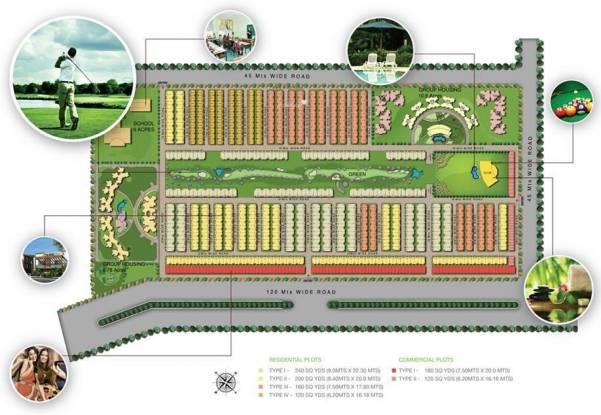 Sunworld City Site Plan