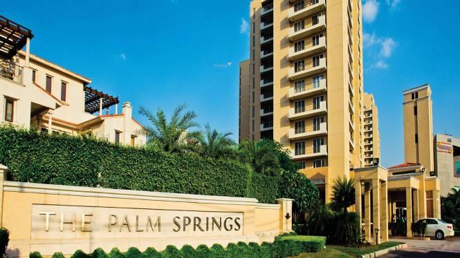 Emaar The Palm Springs Elevation