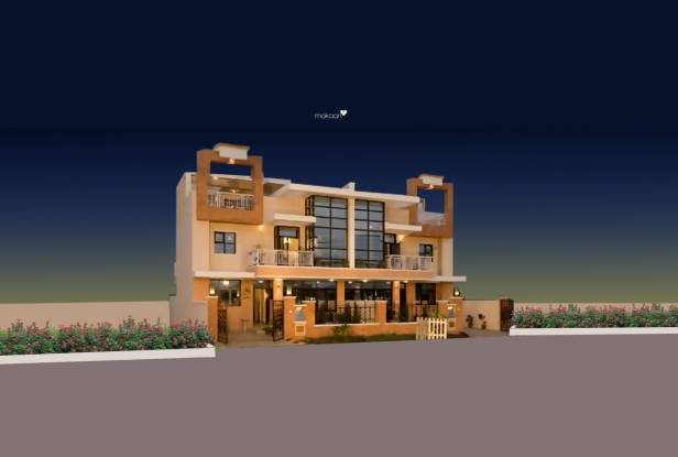 Ansal Florence Villa Elevation
